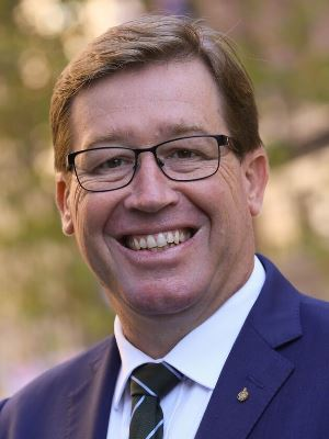 Troy Grant MP