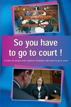So you have to go to court! DVD